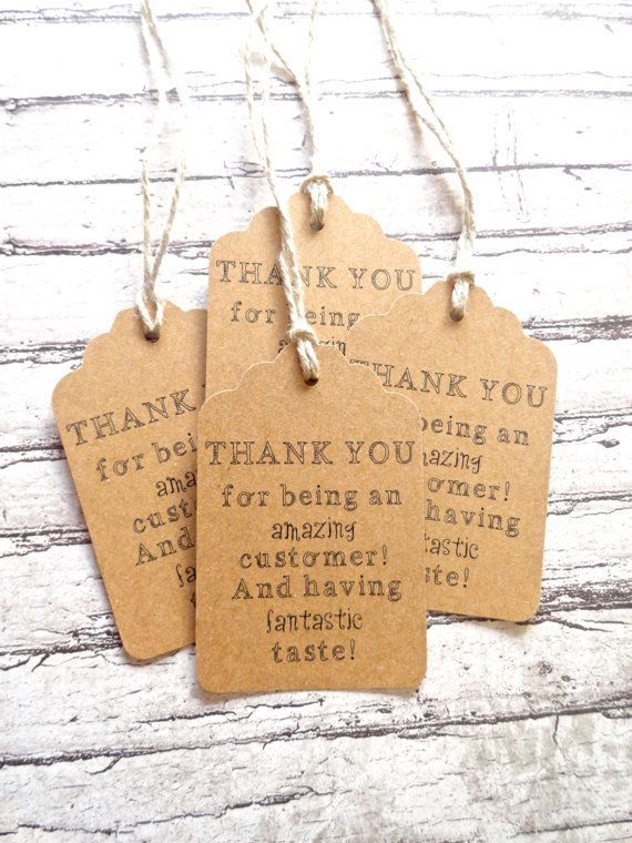 Thank You For Supporting Small Business Stickers Shop Seller - product label sample