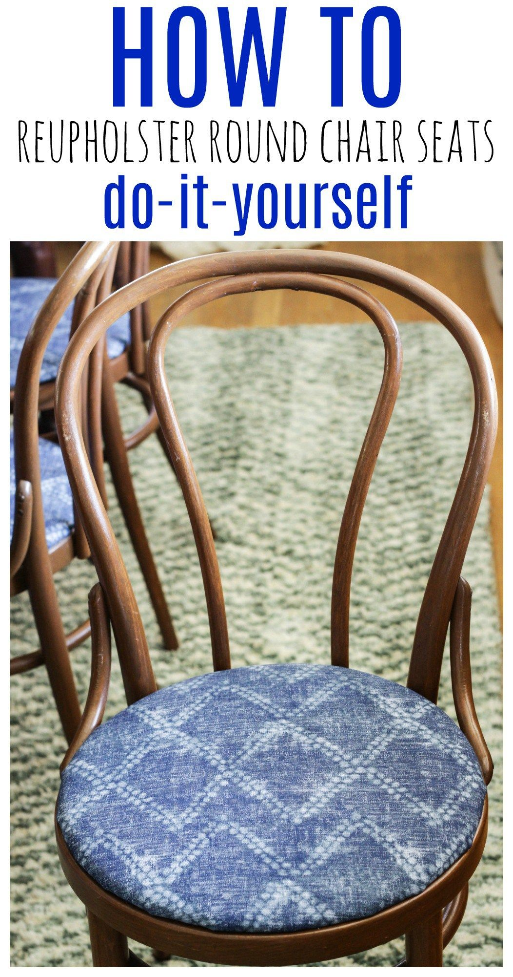 how to reupholster round chair seats round chair rounding and diy