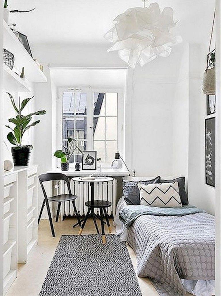 35 Cool Minimalist Dorm Room Decor Ideas On A Budget Dormroom Dormroomdecor Dormroomideas Minimalis Dorm Room Decor Minimalist Dorm Minimalist Living Room