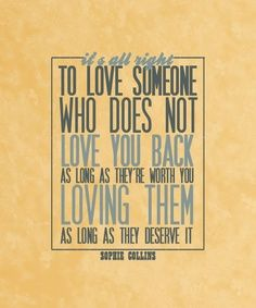 Quotes About Loving Someone Who Doesn T Love You Back Glamorous Quotes About Loving Someone Who Doesn't Love You Back  Google