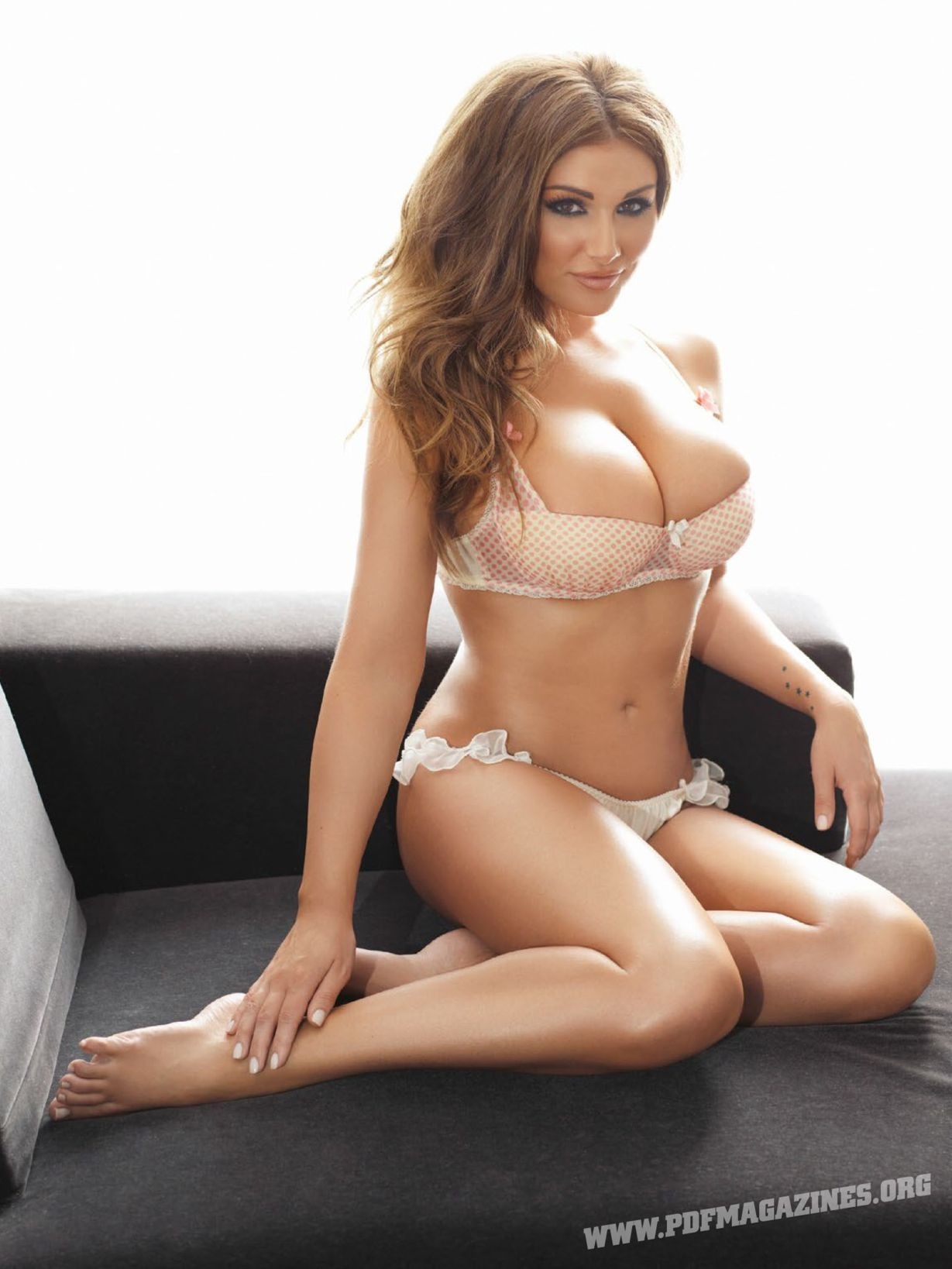 Lucy Pinder – The Girls Of Nuts 2014 Ultimate Collection