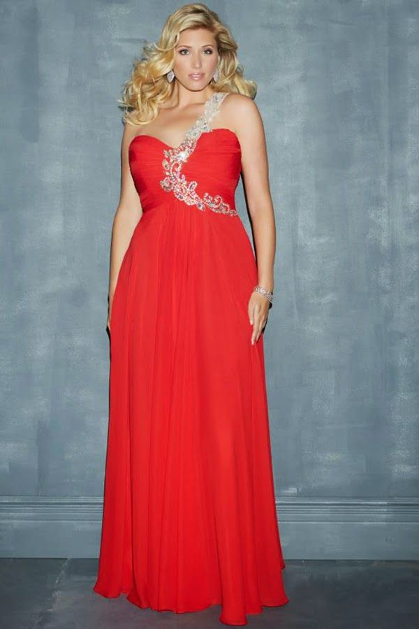 Estupendos vestidos de fiesta para gorditas   Moda 2014   Vestidos   Moda 2015 - 2016