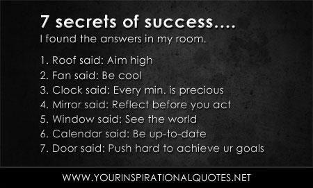 7 SECRETS OF SUCCESS PDF DOWNLOAD