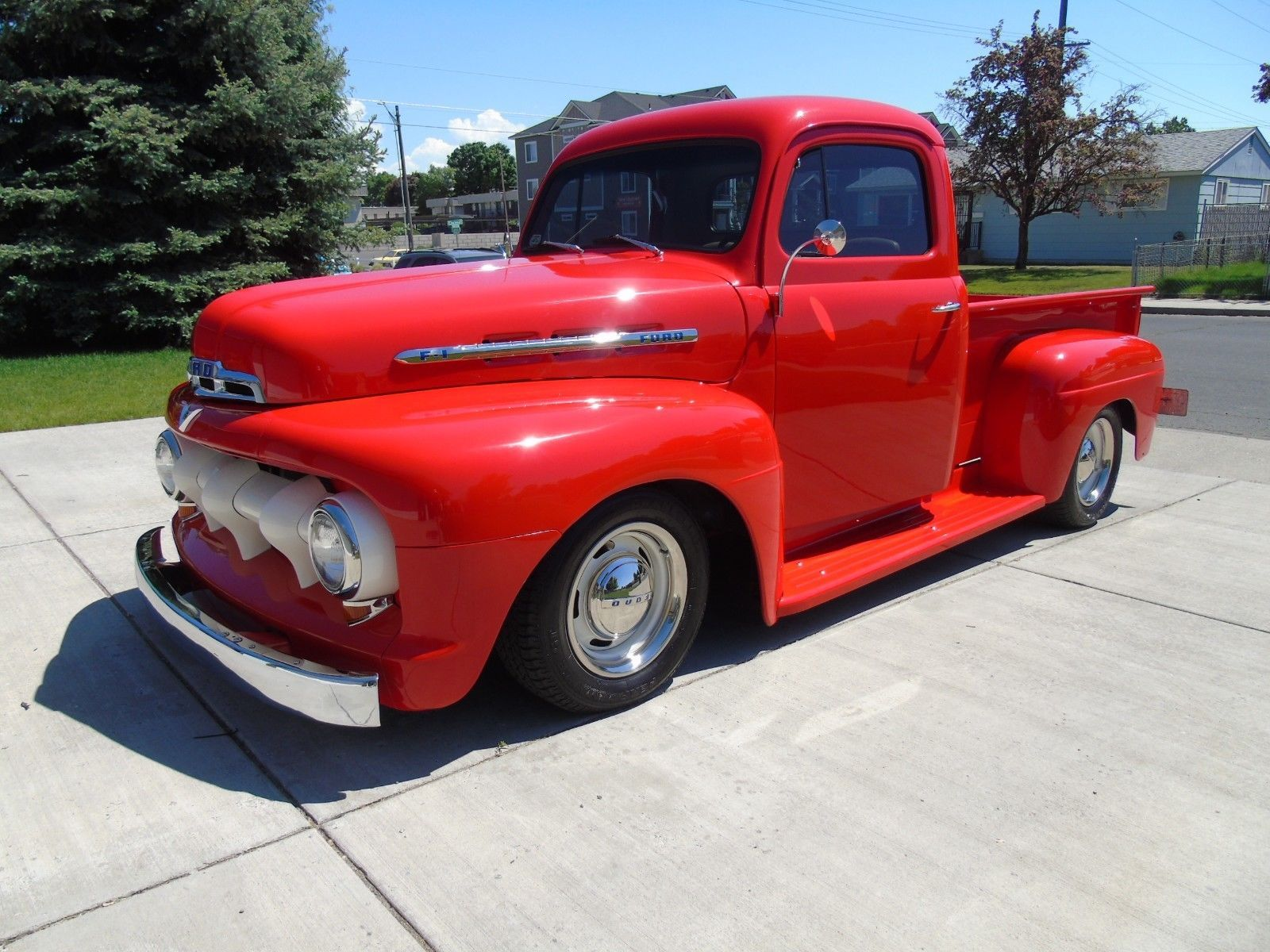 1951 ford f 100 hot rods pinterest ford f100 rat rod and 1956 1953 Ford F1 Rat Rod 1951 ford f 100 1951 ford f100 pick up truck street rod