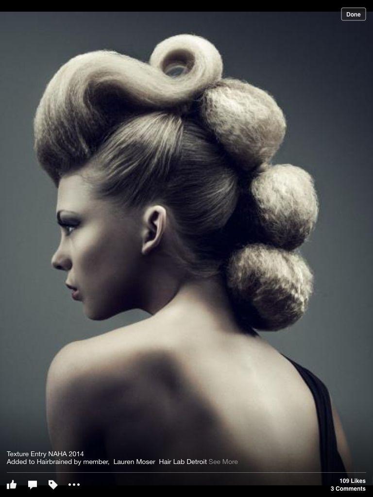 Pin by daniela cuneo on peinados pinterest avant garde hair