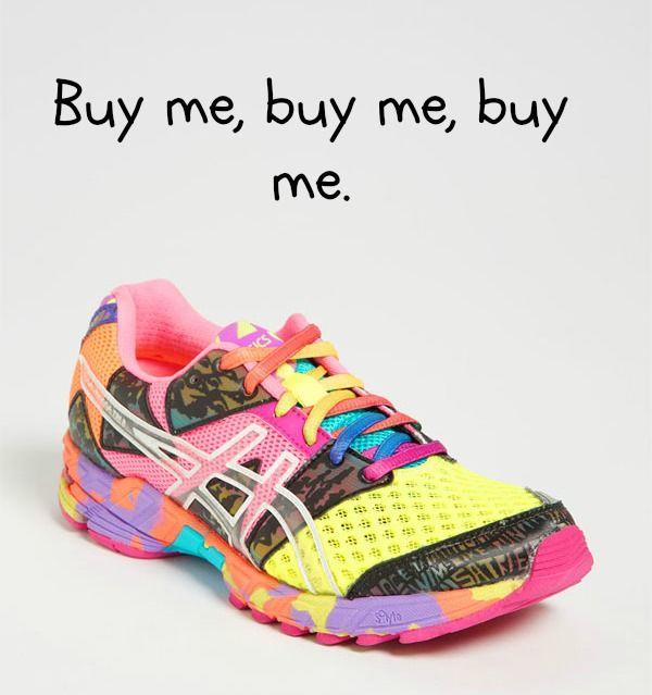 Asics-triathlon shoe. the colors in