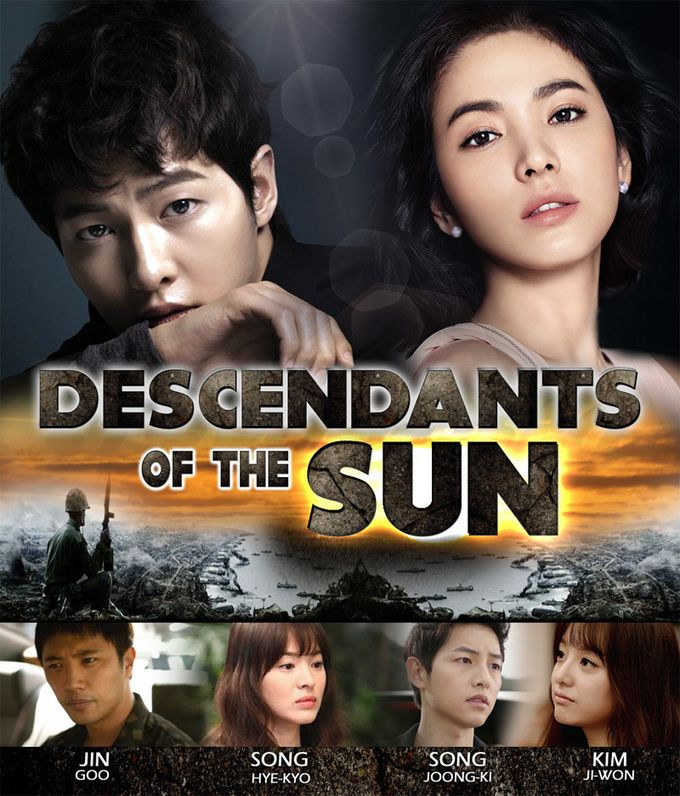 Descendants of the Sun Ep 12 Eng Sub Youtube