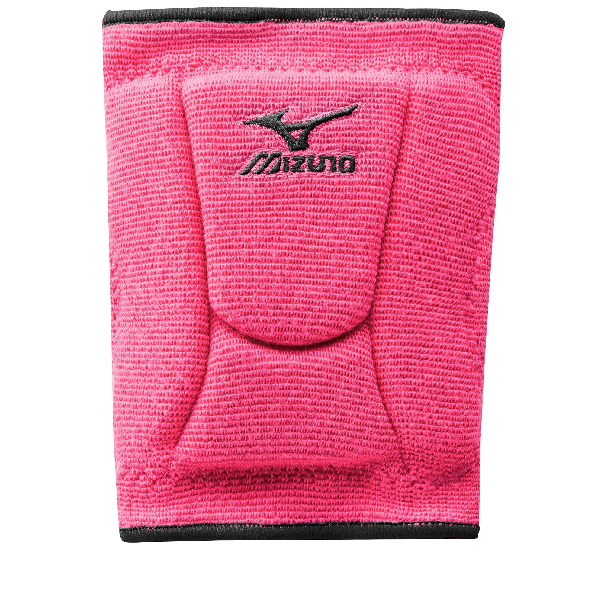 Mizuno Lr6 Highlighter Volleyball Knee Pads Unisex Size Large In Color Shocking Pink Black 1m90 Volleyball Knee Pads Volleyball Unisex