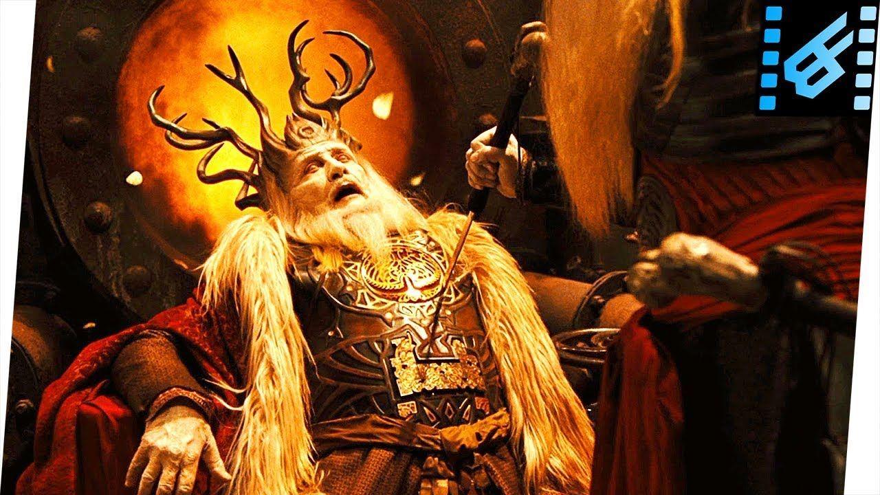 Balor—A Prince of Druids