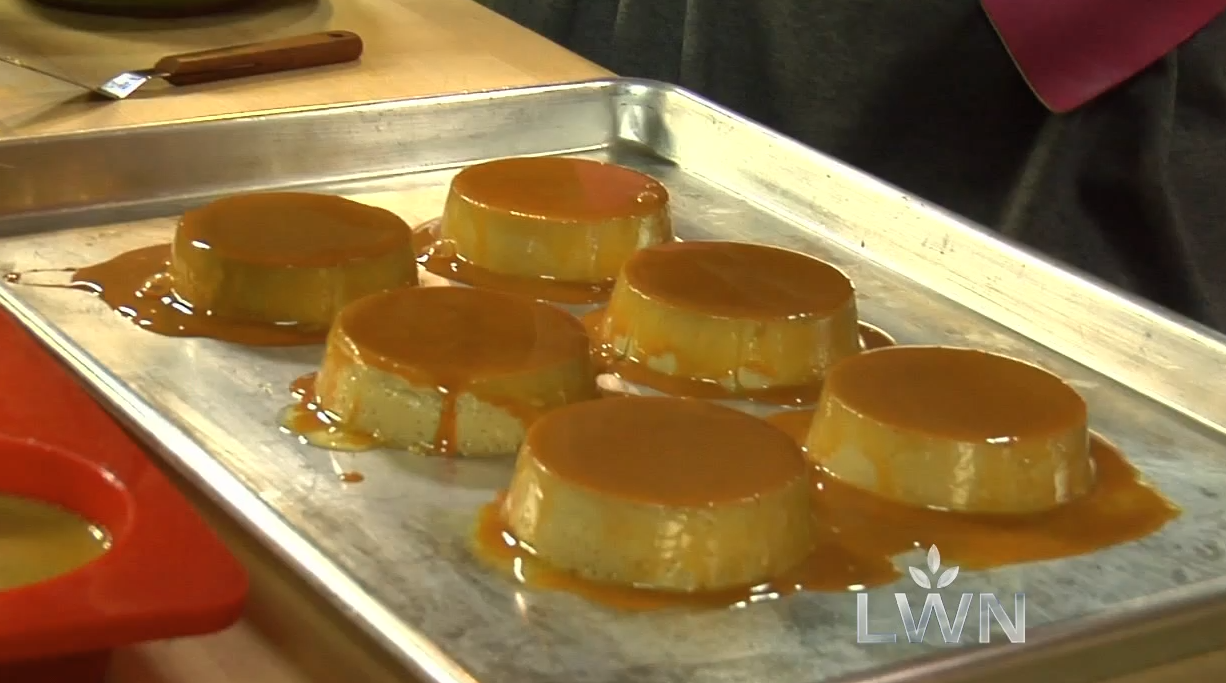 Rick Bayless Flan De Cafe Mexican Food Recipes Mexican Dessert Flan Recipe