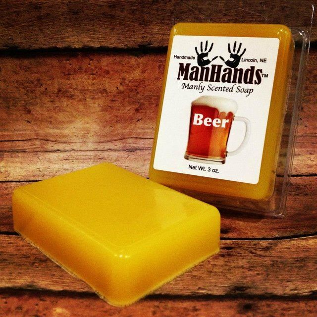 Beer Scented Soap Personal grooming Pinterest