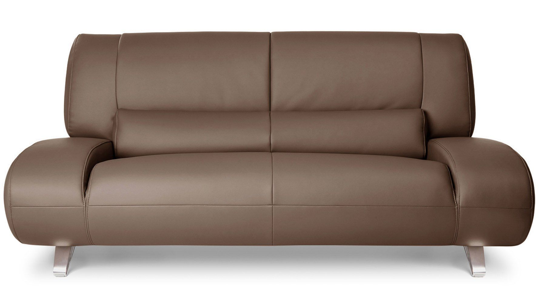 Zuri Furniture Brown Aspen Leather Loveseat Gt Gt Gt Be Sure To