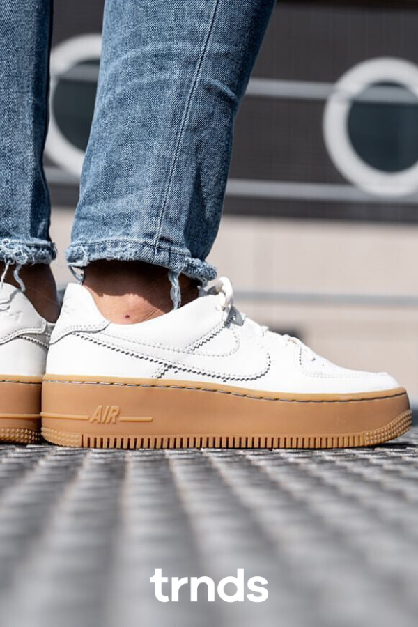 Nike Air Force 1 Sage Low Lx Pale Ivory for Women