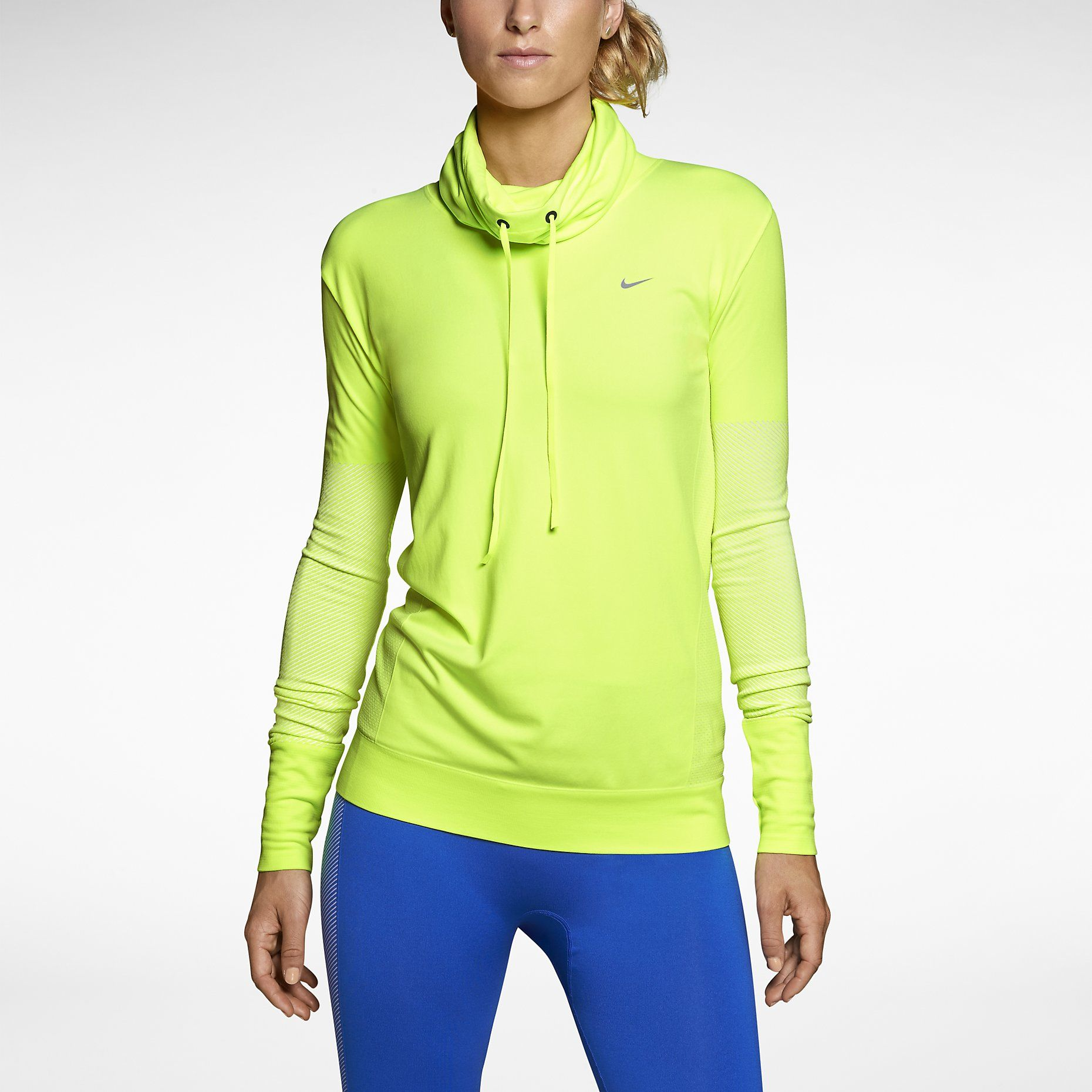 Nike Dri-FIT Knit Infinity Women's Training Cover-Up. Nike Store IE