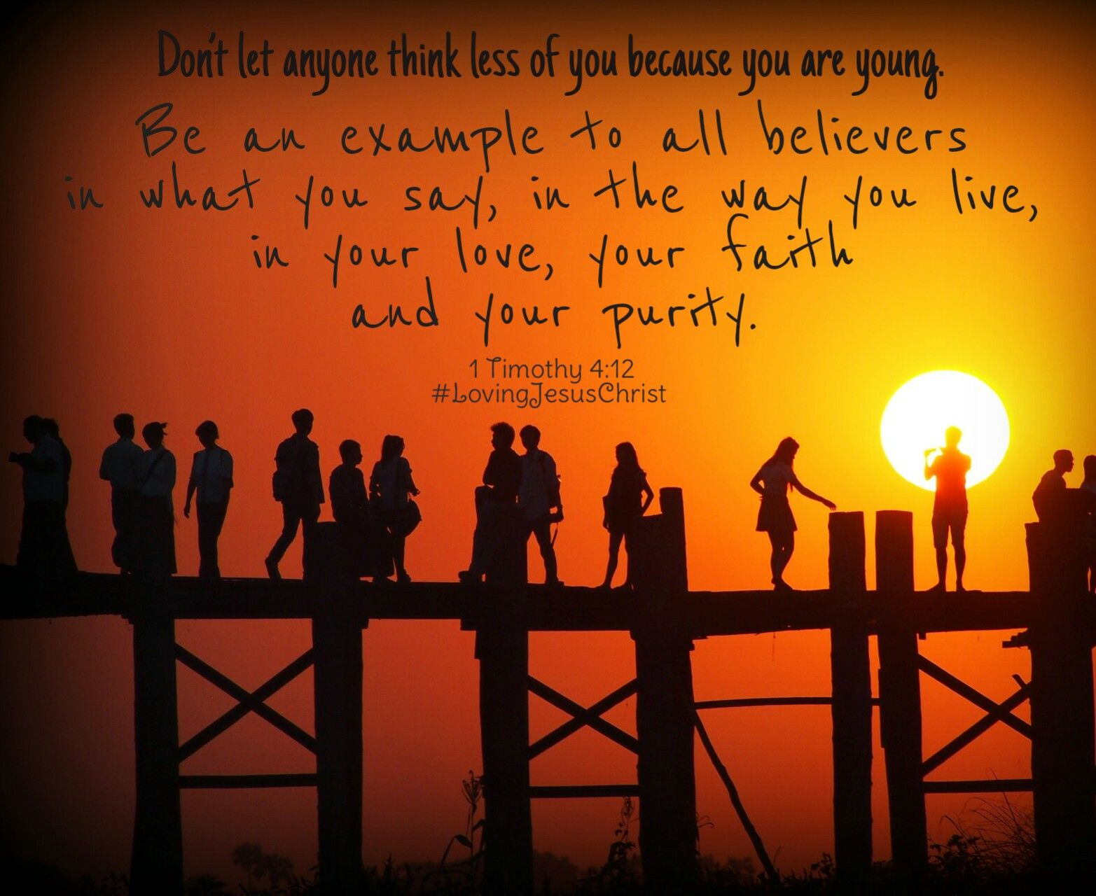 Dont Let Anyone Think Less Of You Because You Are