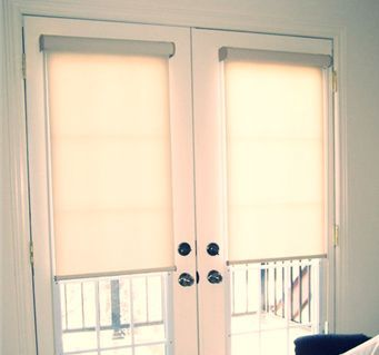 Roller Shades On Patio Doors   Google Search