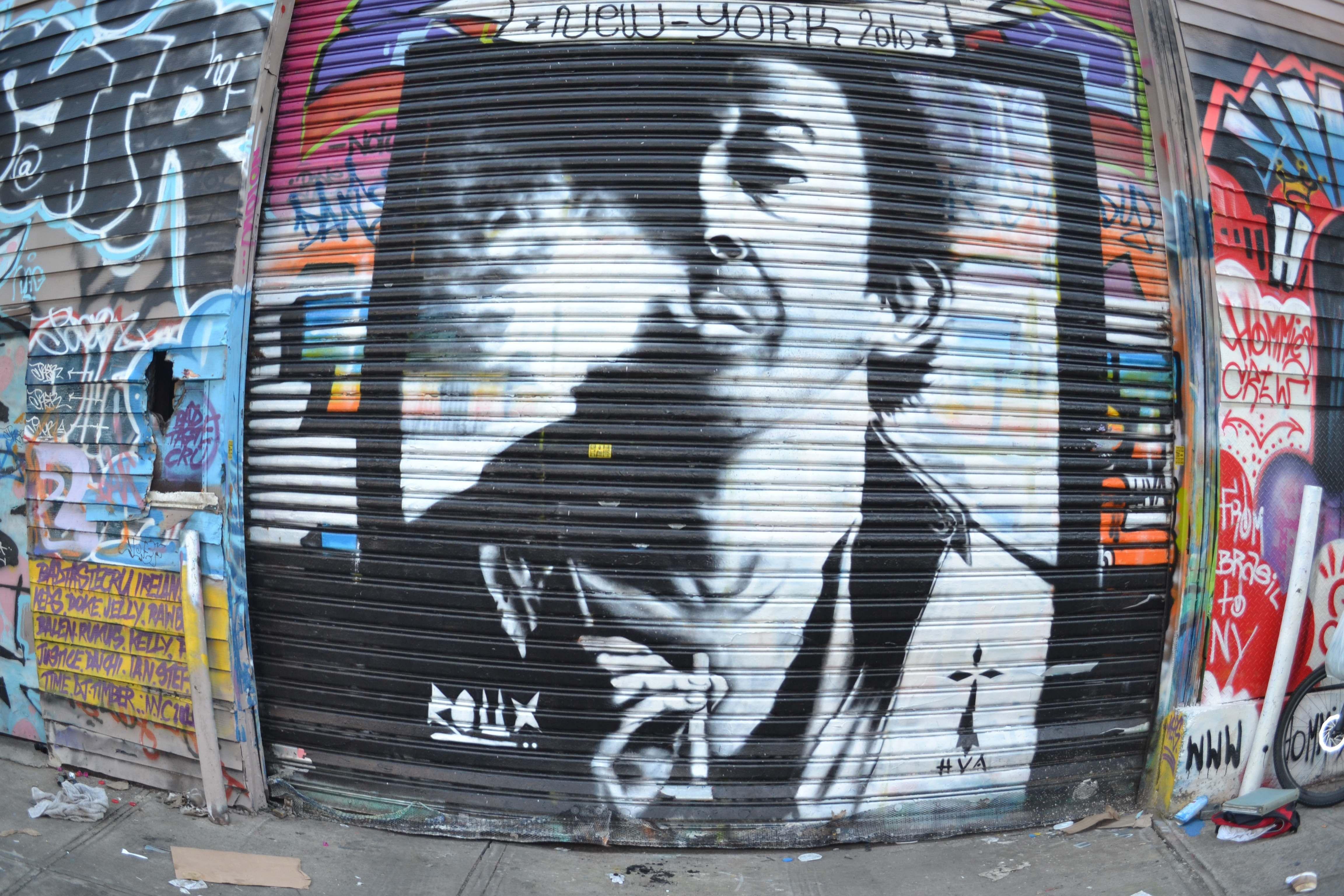 5 pointz queens graffiti pinterest queens street for Nas mural queens