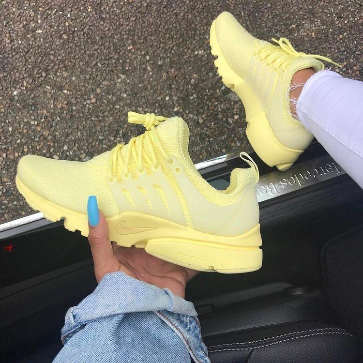 último vendedor caliente ajuste clásico Precio de fábrica 2019 Air Presto Ultra Breathe 'Lemon' in 2020 | Sneakers, Casual shoes ...