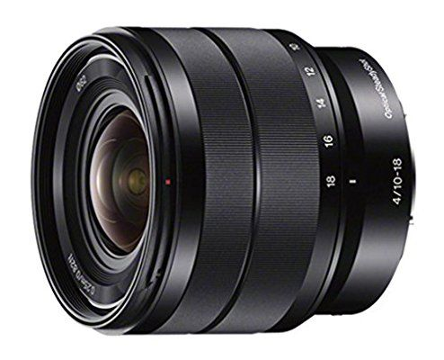 Sony Sel1018 10 18mm Wide Angle Zoom Lens Go On And Vlog Yourself Vlog Vlogger Blog Blogger Photograph Best Wide Angle Lens Wide Angle Lens Zoom Lens