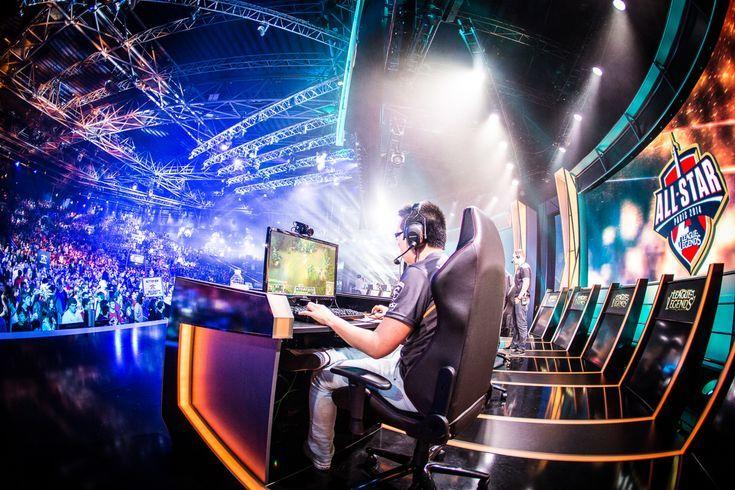 eSports eGames - rk motors