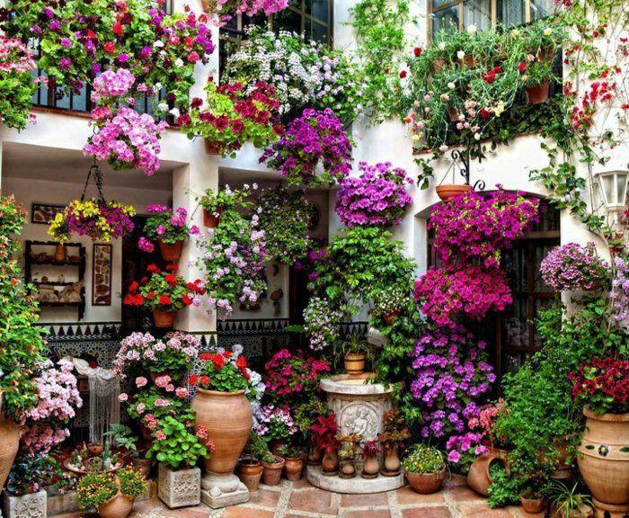 Comment Avoir Un Balcon Fleuri Idees En 50 Photos Hanging
