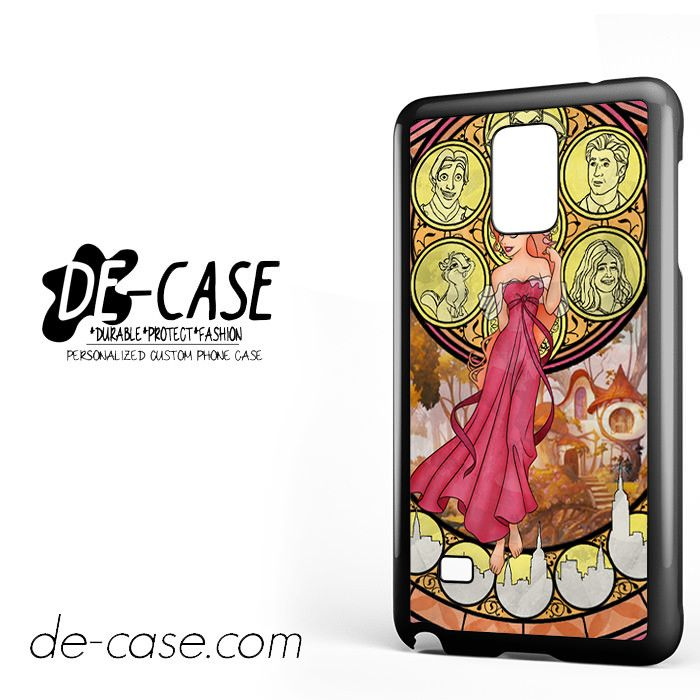 Disney Princess Giselle For Samsung Galaxy Note 4 Case Phone Case Gift Present YO