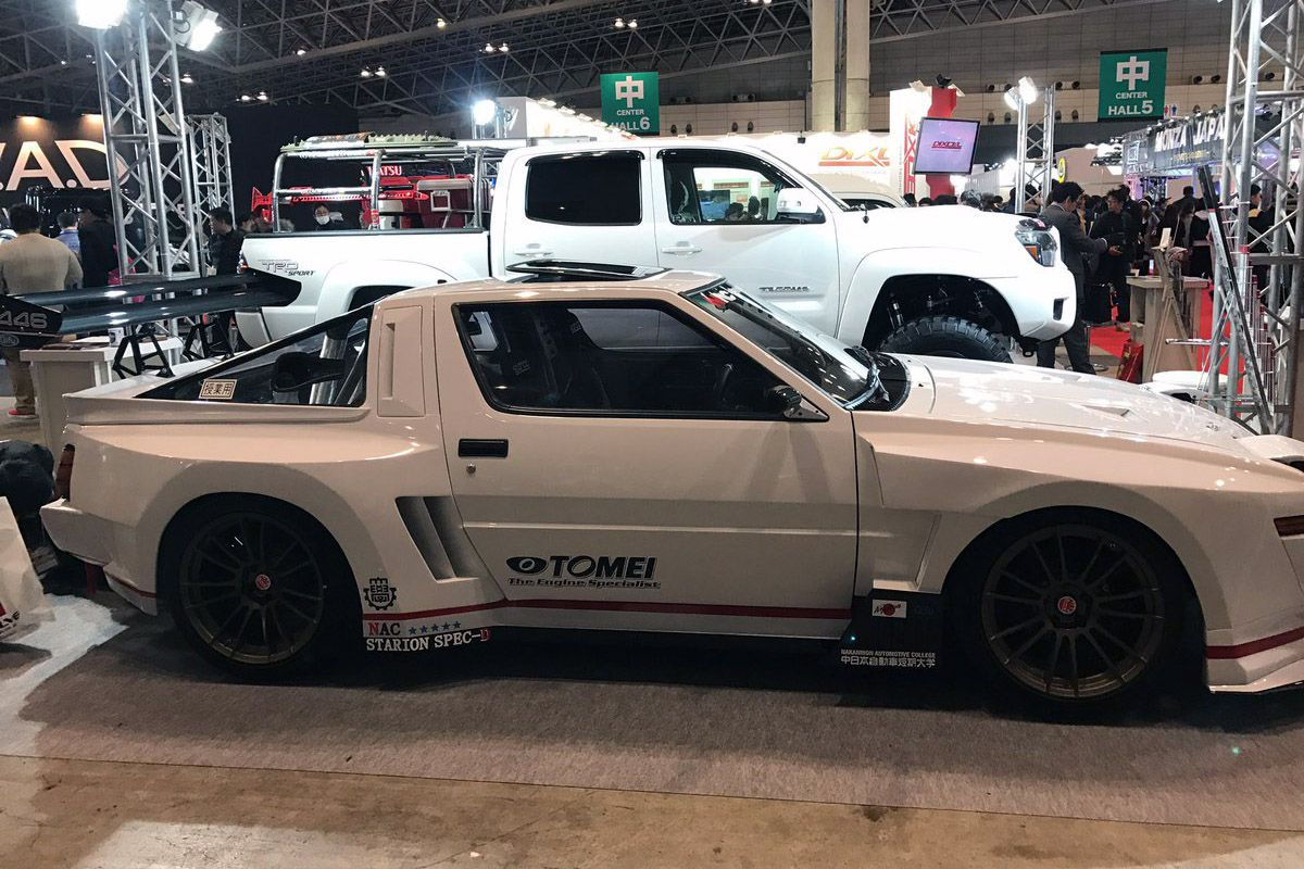 Widebody Starion With A Rb26 Tuner Cars Ds Automobiles Japan Cars