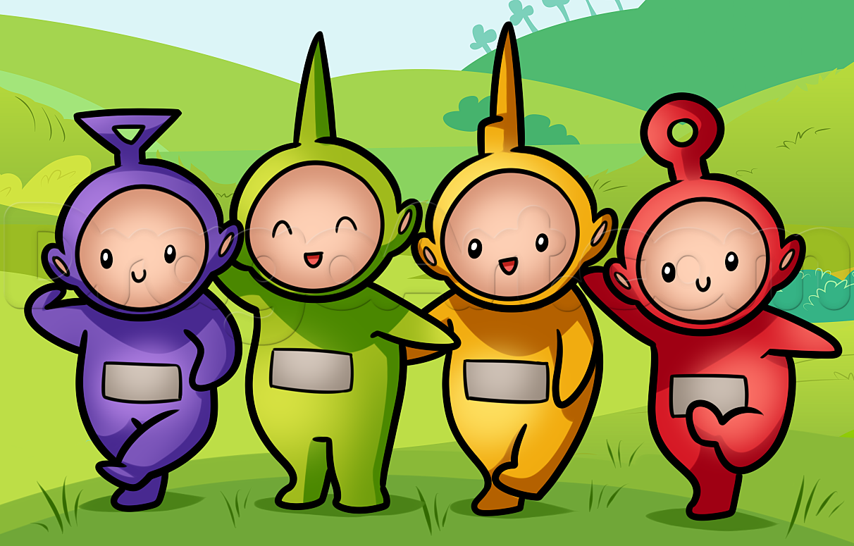teletubbies da