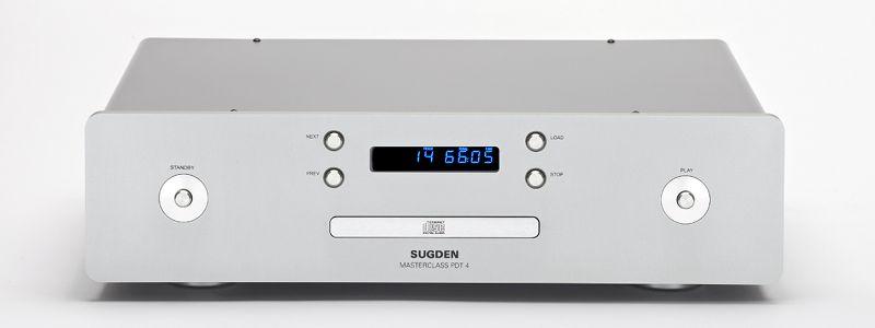 Sugden Audio Masterclass PDT-4 cd-speler