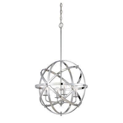 Latest Savoy House Dias Orb 4 Light Mini Pendant & Reviews Contemporary - Modern orb pendant light For Your Plan