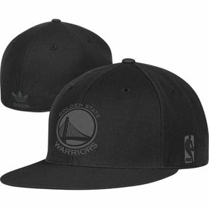 d6cacda9bc0 adidas Black Tonal Primary Logo Structured Fitted Hat