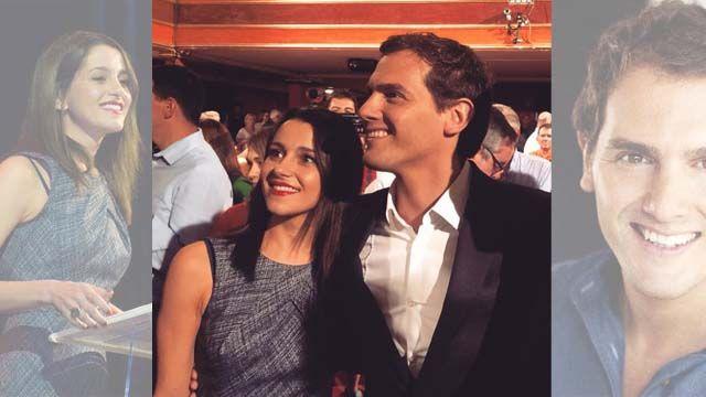 Confirmado: Albert Rivera e Inés Arrimadas son pareja ~ DUPALU NEWS