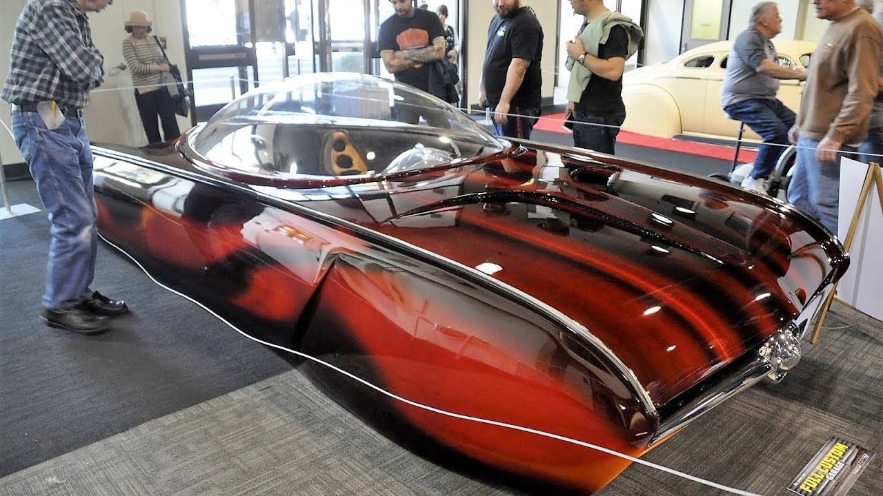 1962 Thunderbird Bubble Top Outer Limits Gnrs Custom Cars