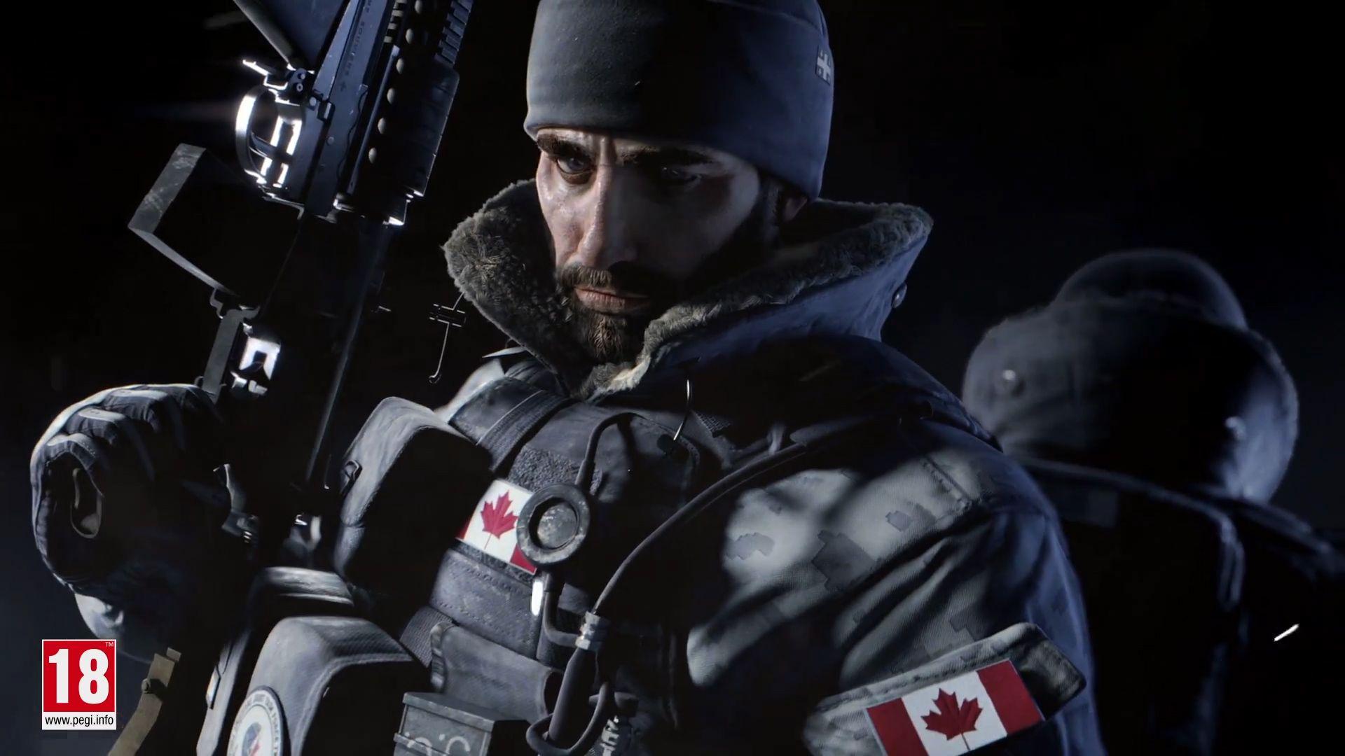 L'Opération Black Ice est disponible pour Tom Clancy's