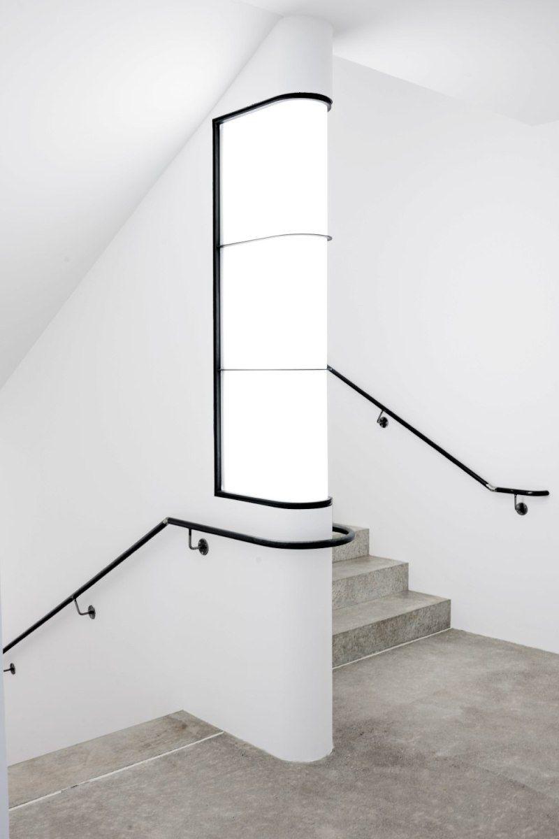 recyceltes ziegelmauerwerk kunstmuseum ravensburg von. Black Bedroom Furniture Sets. Home Design Ideas