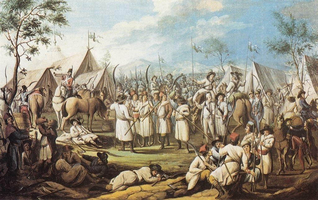 Kościuszko Uprising - Wikipedia