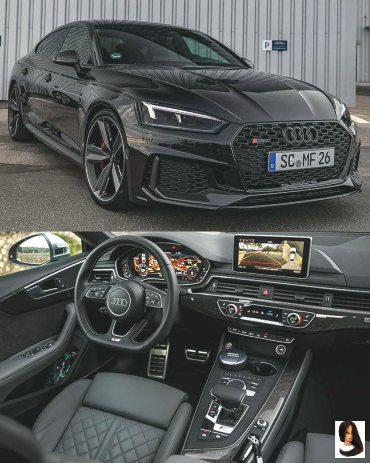 Photo of Black Audi. – D… – Blog – 高級車 2020