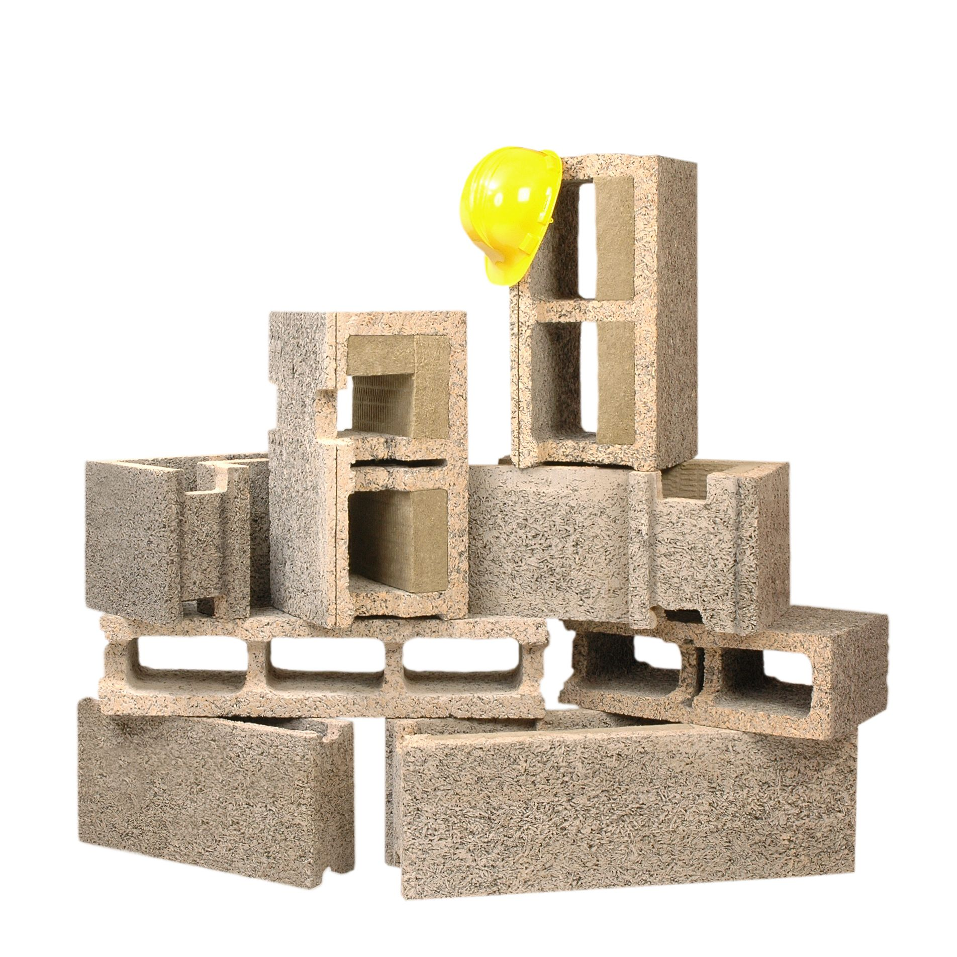 DurisolBuild insulated concrete forms are the only ICF