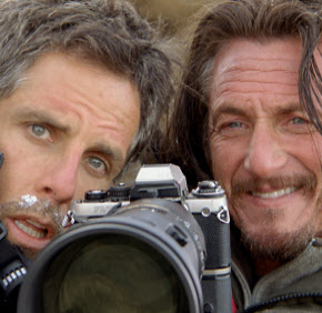 "Reviewer says ""The Secret Life of Walter Mitty"" is a strange blend of comedy, drama and travelogue"