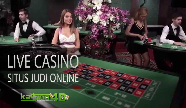 Live Casino Game Online