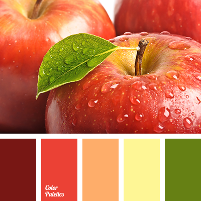 Pin By Rosanne Claypoole On COLOR | Pinterest | House Color Schemes, House  Colors And Red Apple