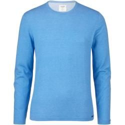 Photo of Olymp Level Five Strickpullover, Body Fit, Sky, L Olymp