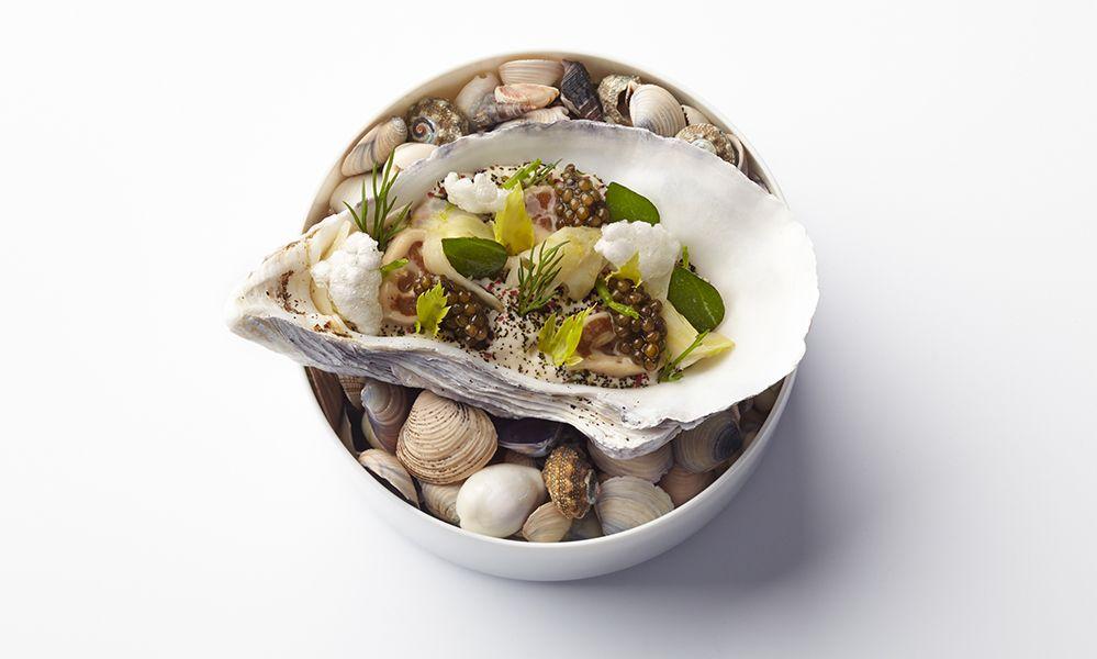 Restaurant Aqua Chef Sven Elverfeld C Gotz Wrage The Ritz Carlton Wolfsburg Food Plating Food Food Inspiration