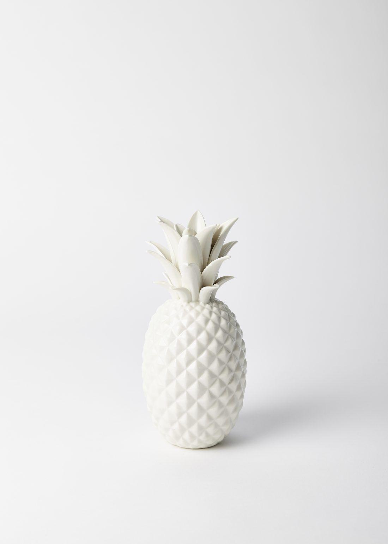 Large White Ceramic Pinele Any Stylish Interior Lover