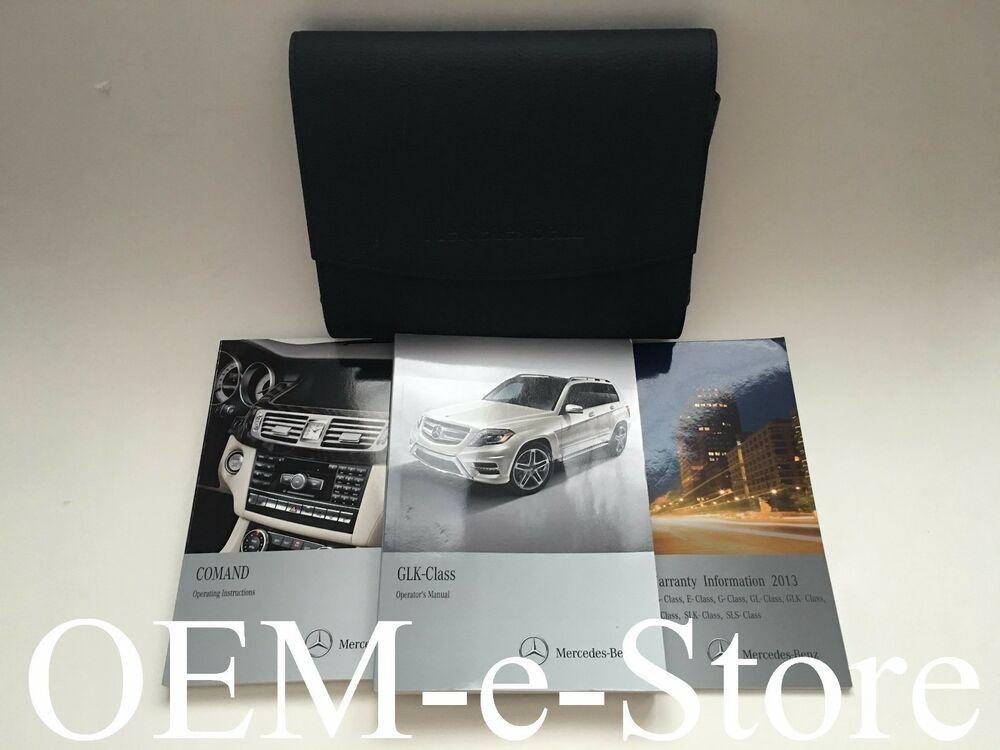 Advertisement Ebay 2013 Mercedes Glk250 Glk350 4matic Owners