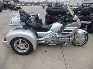 2005 Honda Gold Wing 1800 Trike Manual Transmission Fuel Injected 5 Sd Used For