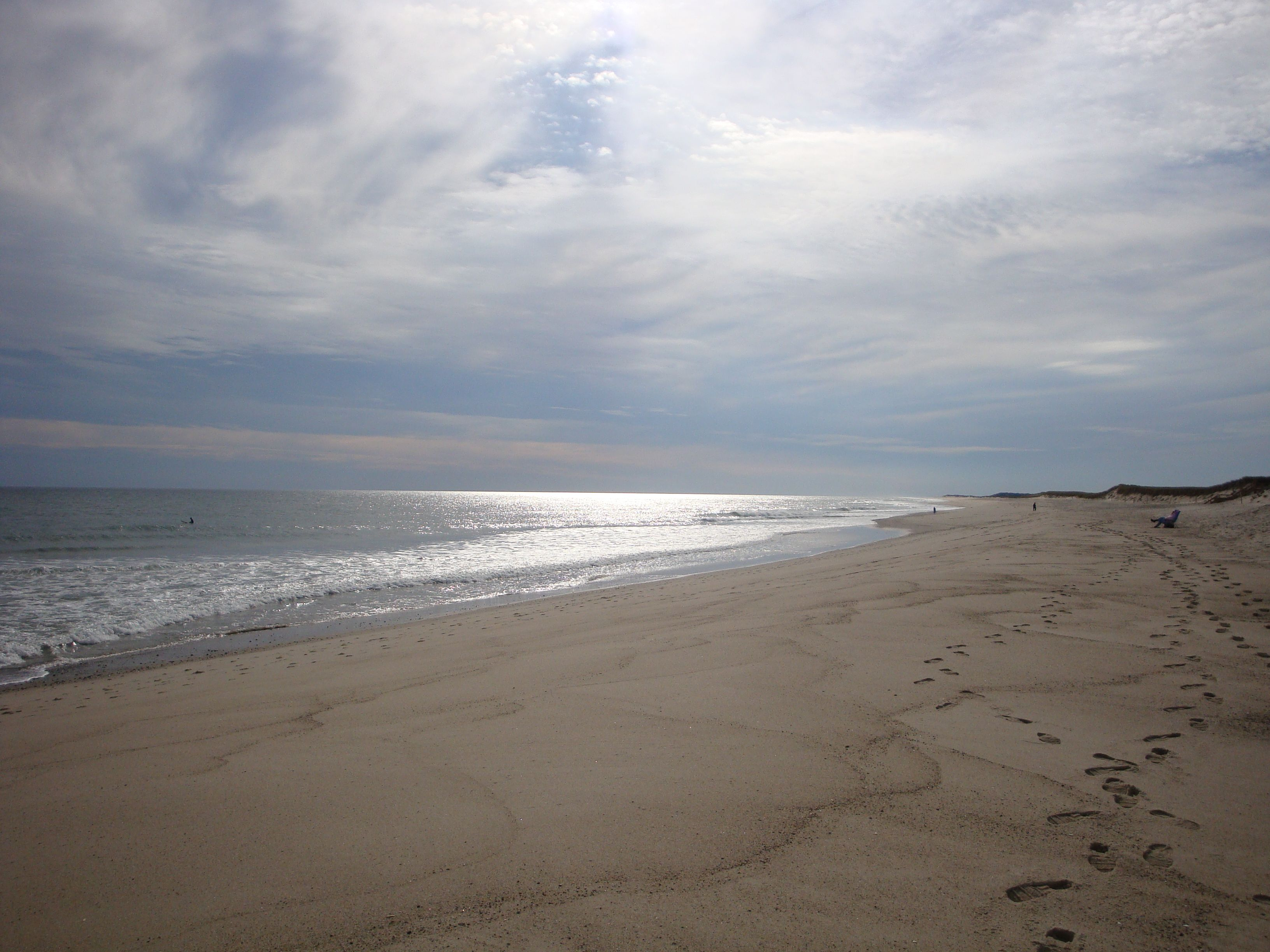 Nauset Beach Cape Cod, Ma Beautiful Place Happy Memories