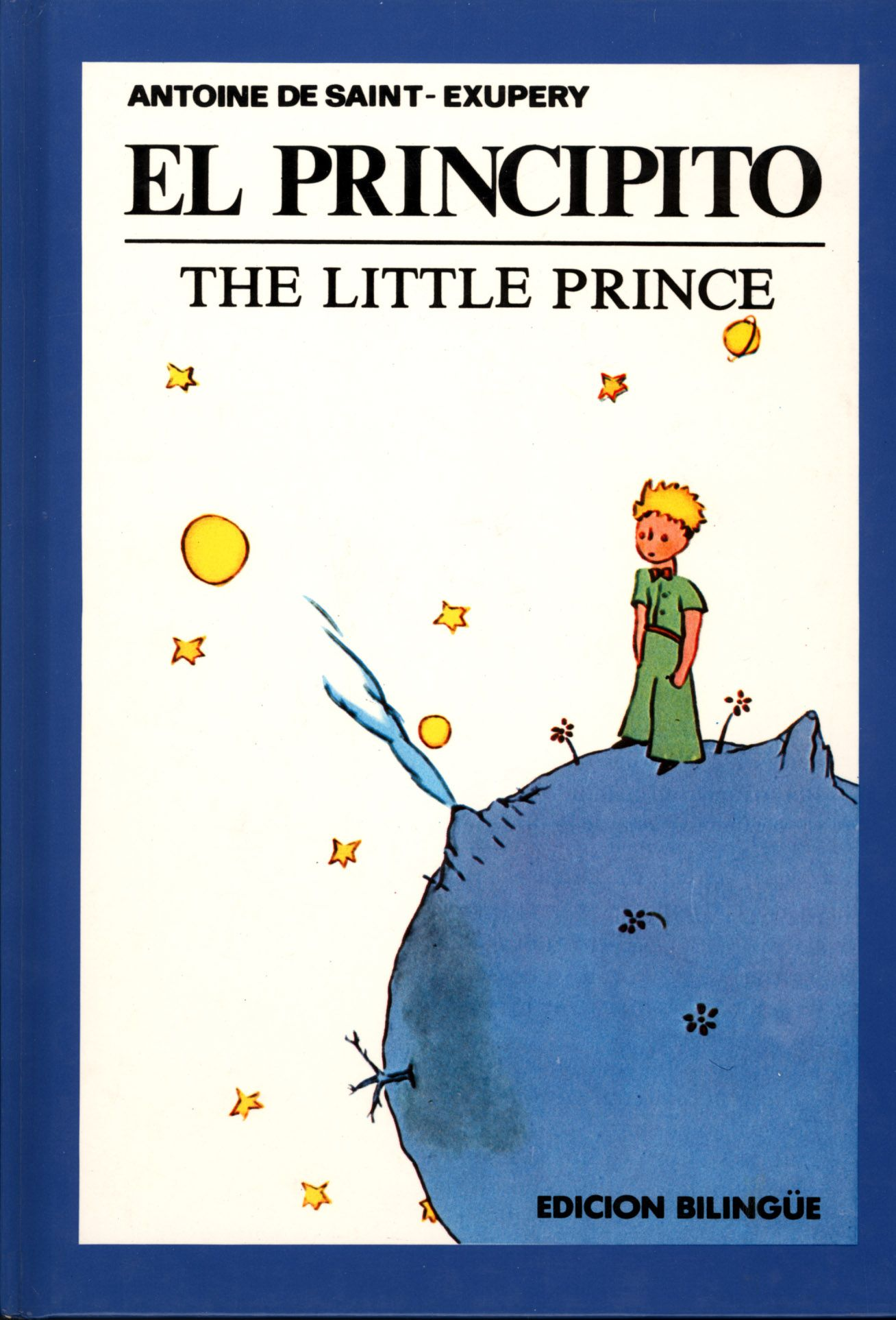 Spanish #44, Little Prince Collection, Le Petit Prince