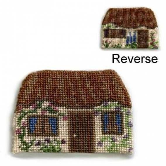 Kit Janet Granger Cottage Dolls 'Casa del encaje de aguja Teacosy