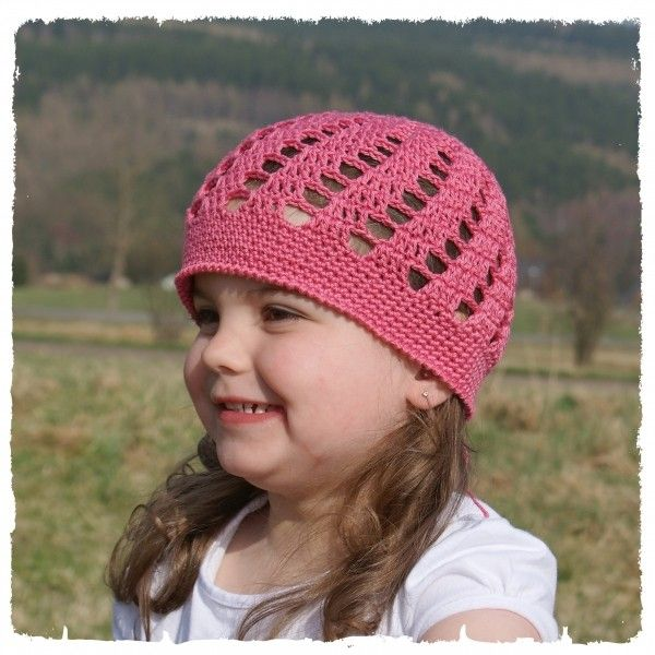 Sommer Mütze Häkeln Selber Diy Netz Mütze Süßes Für Kinder